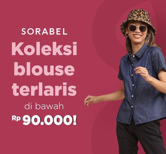 Sorabel Katalog Fashion under 99.000 (24158439) di Kota Jakarta Selatan