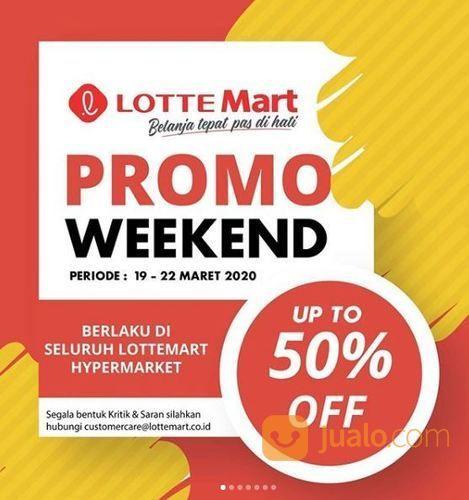 Weekend Promo Katalog LOTTEMART RETAIL (24159831) di Kota Jakarta Selatan
