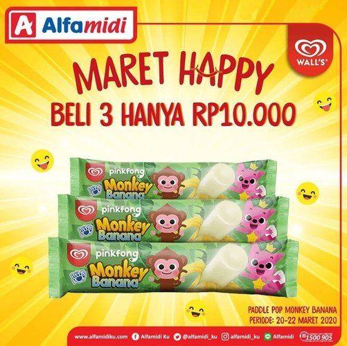 Alfamidi Maret Happy Paddle Pop (24162531) di Kota Jakarta Selatan