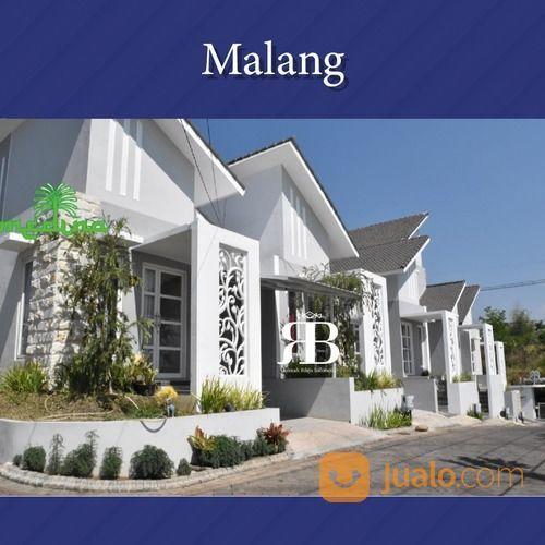 Rumah Baru 14 Menit Ke Kampus UNIBRAW (24266283) di Kab. Malang