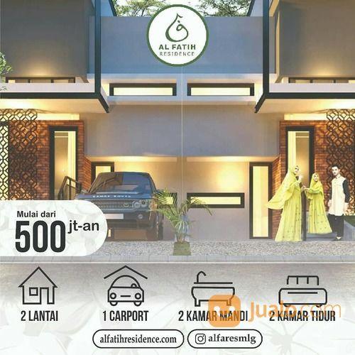 Rumah Syariah Hunian Islami Cocok Buat Infestasi Yg Menguntungkan (24276383) di Kota Malang