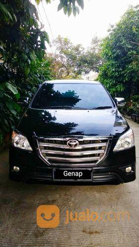 Kijang Innova Gril Barong 2014 Bensin AT Type G Full Original Pajak On (24332243) di Kota Depok