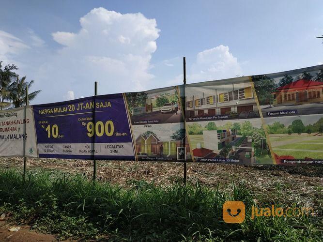 Tanah Kavling Srategis Murah SHM DP 10 Juta Cicilan 900 Ribu - Cakrawala Malang (24371951) di Kab. Malang