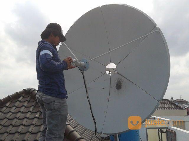 Jasa Pasang Parabola 2TV Gratis Siaran Jatiuwung (24386231) di Kota Tangerang Selatan
