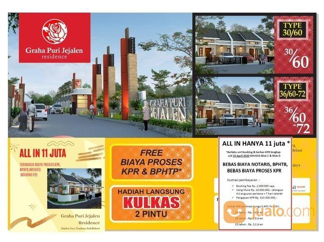 GRAHA PURI JEJALEN RESIDENCE Tambun Bekasi (24394483) di Kab. Bekasi