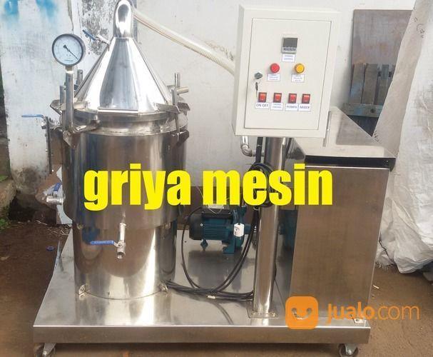 Mesin Evaporator Vacuum / Mesin Pengurang Kadar Air (24417207) di Kota Malang