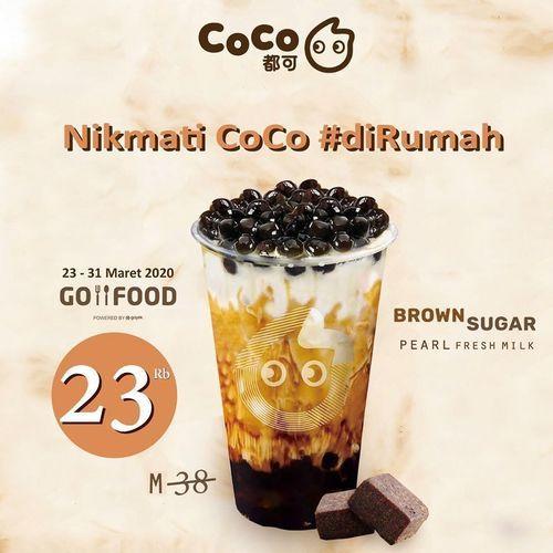 CoCo Brown Sugar Special Price (24435555) di Kota Jakarta Pusat