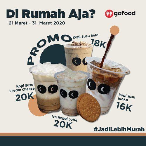 Looka Coffee Promo Gofood (24440235) di Kota Jakarta Selatan