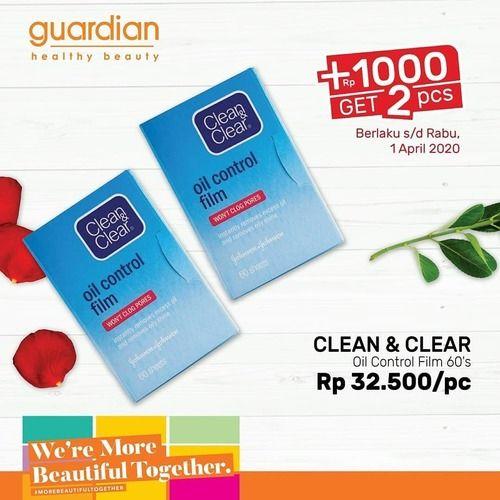 Guardian Promo +1000 Get 2 Pcs (24448563) di Kota Jakarta Selatan