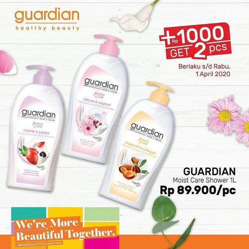 Guardian Promo +1000 Get 2 Pcs (24448571) di Kota Jakarta Selatan