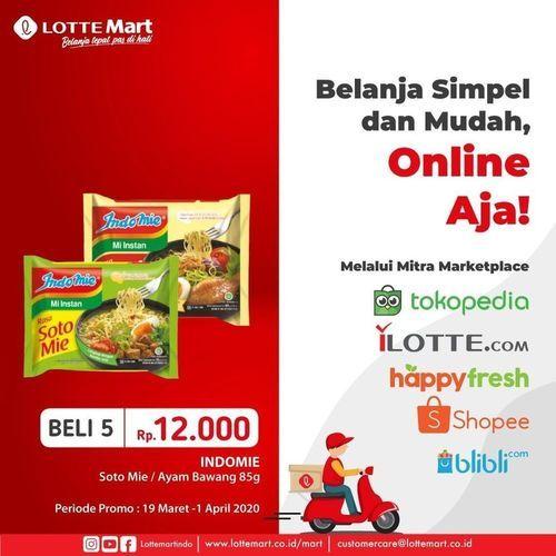 Lotte Mart Promo Online (24453207) di Kota Jakarta Selatan