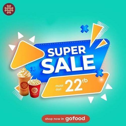Coffee Promo Super Sale Mulai dari 22 ribuan untuk Pemesanan Bengawan Solo via GoFood (24458375) di Kota Jakarta Selatan