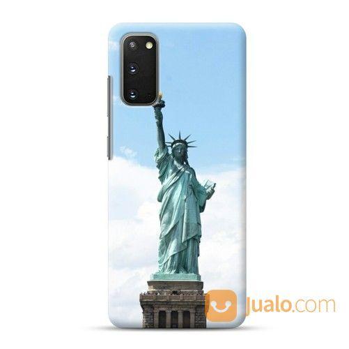 Statue Of Liberty Samsung Galaxy S20 Custom Hard Case (24509979) di Kota Bekasi