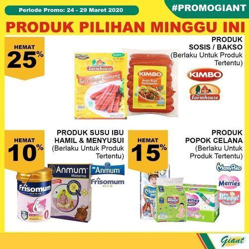 Giant Promo Produk Pilihan (24535975) di Kota Jakarta Selatan