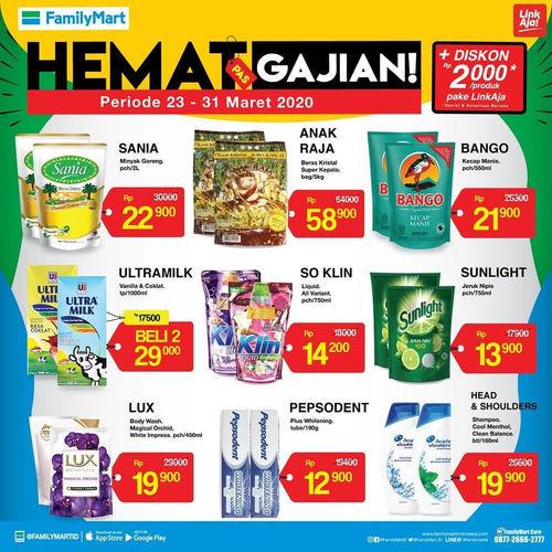 Family Mart Hemat Gajian! (24537707) di Kota Jakarta Selatan