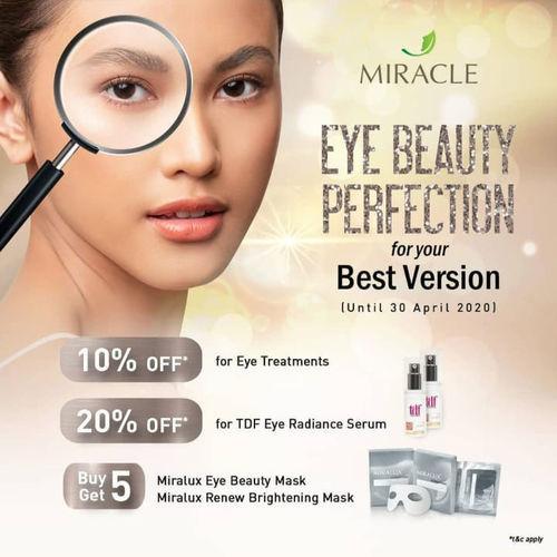Miracle Clinic Makassar Diskon s/d 20% Eye Perfection (24539079) di