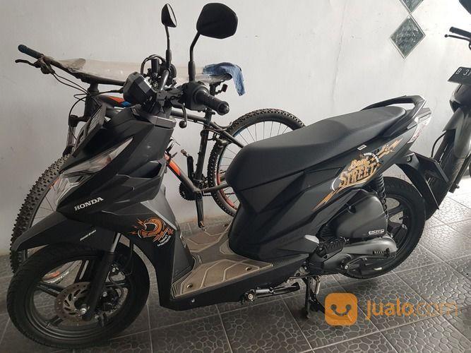 Honda Beat Street 2019 Mulus Murah Bekasi Jualo