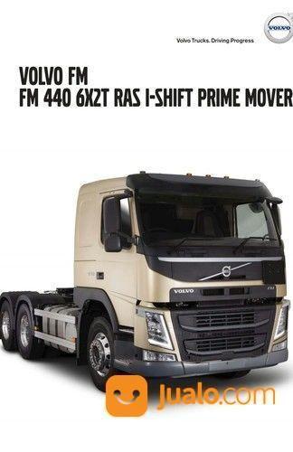 VOLVO FM 440 6x2 Prime Mover (24641471) di Kota Medan