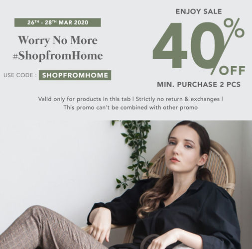 Chocochips Discount 40% Promo Code ShopFromHome (24750695) di Kota Jakarta Pusat