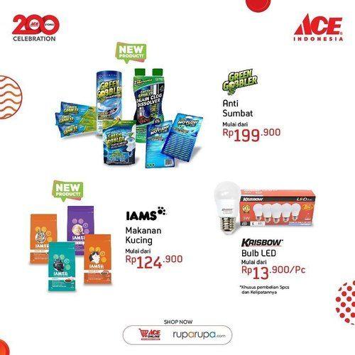 ACE Hardware Free Delivery (24764487) di Kota Jakarta Selatan