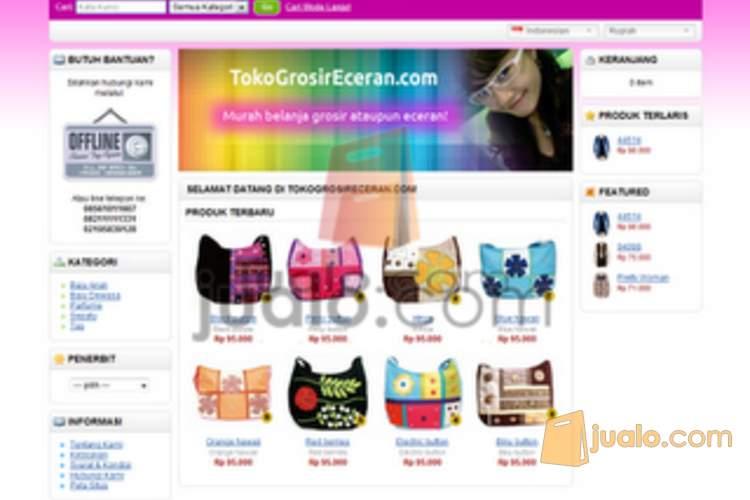 Jasa Pembuatan Website Toko Online Di Kudus Kab Kudus Jualo