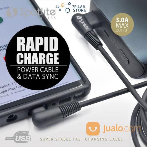 Spotlite Rapid Charge Sync Micro USB Cable Gaming (24798371) di Kota Tangerang