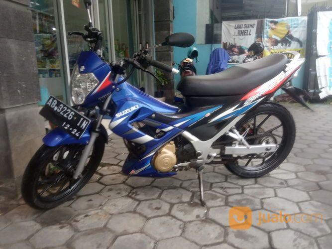 Suzuki Satria Fu Thailand 2005 Orisinil (24880083) di Kota Yogyakarta