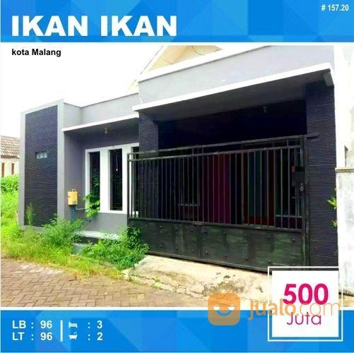 Rumah Murah Luas 96 Di Ikan Gurami Suhat Kota Malang _ 157.20 (24915659) di Kota Malang