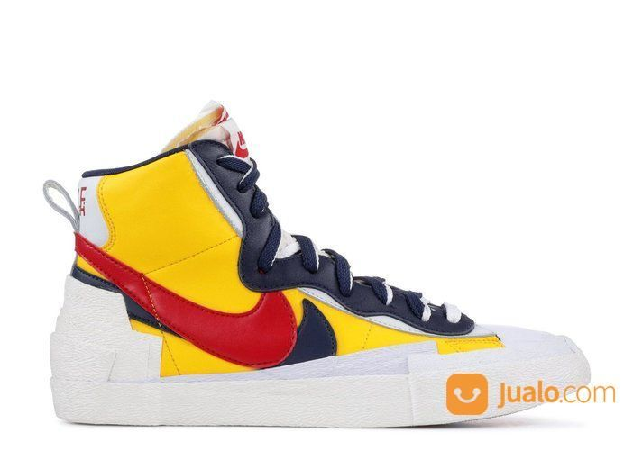 Nike Blazer High sacai Snow Beach - US size 5.5 (24918075) di Kota Jakarta Selatan