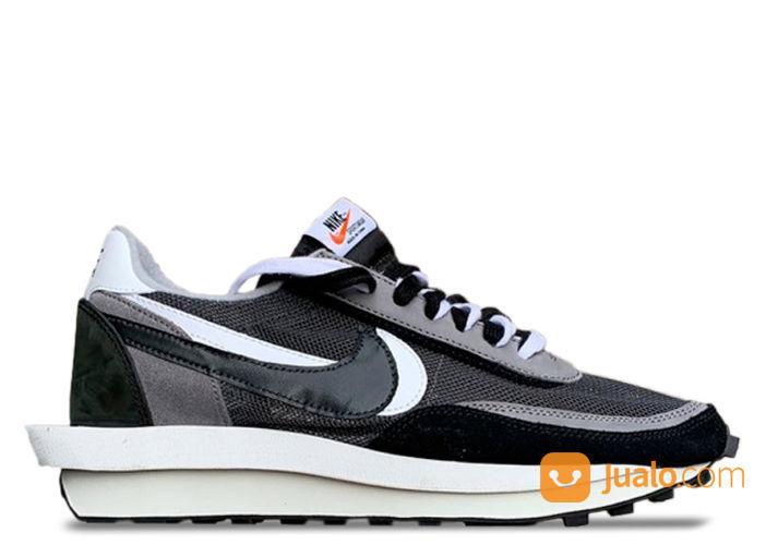 Nike LD Waffle Sacai Black - US size 8.5 (24918475) di Kota Jakarta Selatan