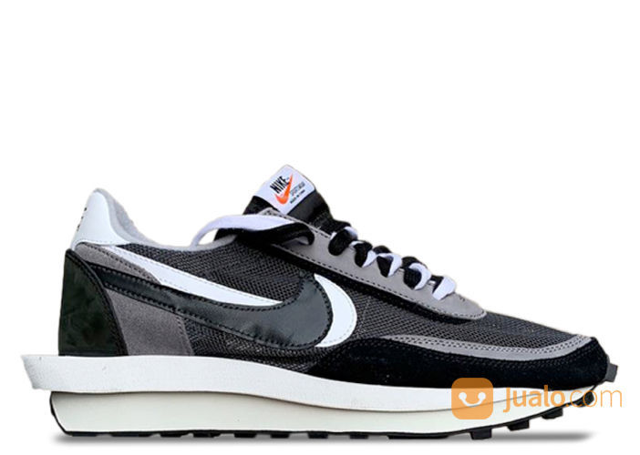 Nike LD Waffle Sacai Black - US size 4.5 (24918523) di Kota Jakarta Selatan