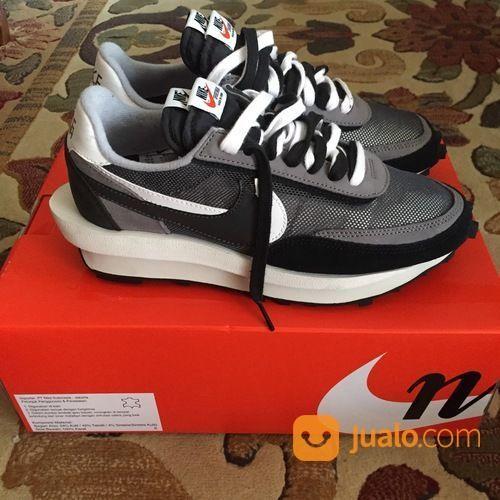Nike LD Waffle Sacai Black - US size 7 (24919091) di Kota Jakarta Selatan