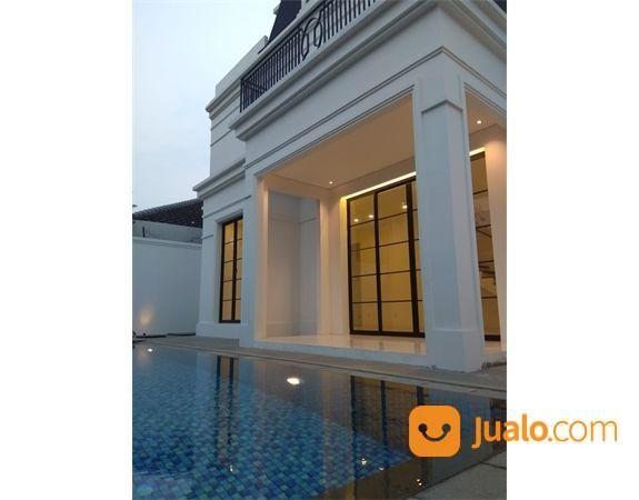 Rumah Murah Mewah Jakarta Selatan Kemang Timur Modern Elit Klassik Strategis (24963575) di Kota Jakarta Selatan
