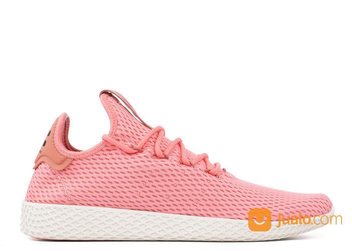 adidas Pharrell Tennis Hu Raw Pink - US size 5.5 (24964147) di Kota Jakarta Selatan