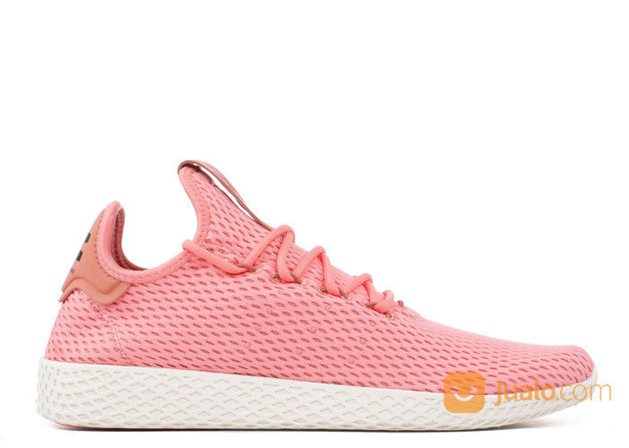 adidas Pharrell Tennis Hu Raw Pink - US size 7.5 (24964183) di Kota Jakarta Selatan