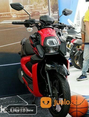 Yamaha X-RIDE 125 Cc ( PROMO DP MURAH ) (24988279) di Kota Jakarta Selatan
