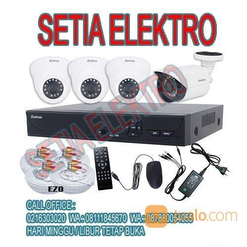 Pusat Pemasangan CCTV Murah 2Megapixel Bergaransi Karawaci (25028975) di Kota Tangerang Selatan