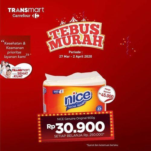 Transmart Carrefour Tebus Murah (25064811) di Kota Jakarta Selatan