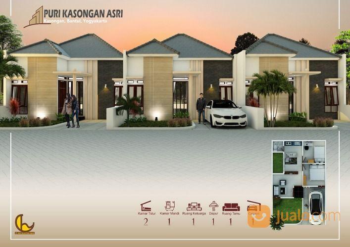 Puri Kasongan Asri, Rumah Idaman Dekat Kota Dan Kampus (25134839) di Kab. Bantul