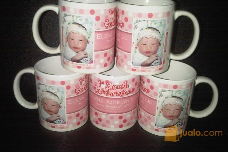 Souvenir mug ulang tahun mug ultah (2515240) di Kota Tangerang