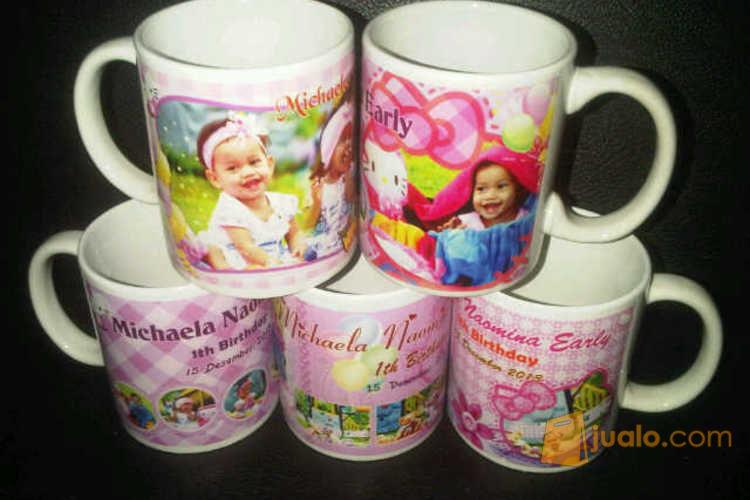 Souvenir mug ulang tahun mug ultah (2515243) di Kota Tangerang