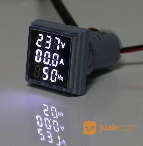 Voltmeter Ampermeter Frequency AC Malang Kota Gratis Antar (25162039) di Kota Malang