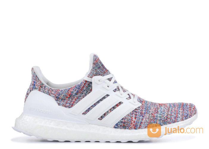adidas Ultra Boost 4.0 White Multi-Color 2 - US size 8 (25213463) di Kota Jakarta Selatan
