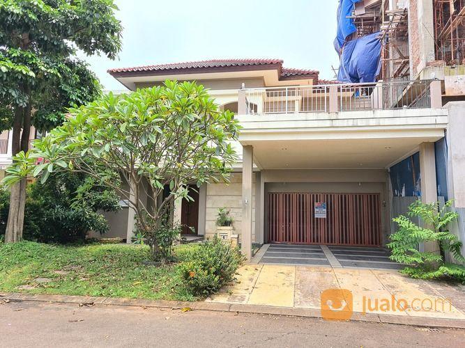 Rumah Full Renov, Mewah, Siap Huni Sutera Jingga, Alam Sutera (25220287) di Kota Tangerang