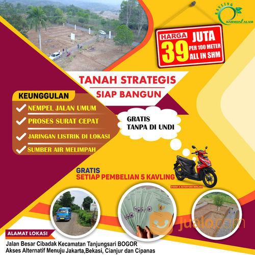Kavling Murah Lokasi Waah (25221231) di Kota Bekasi