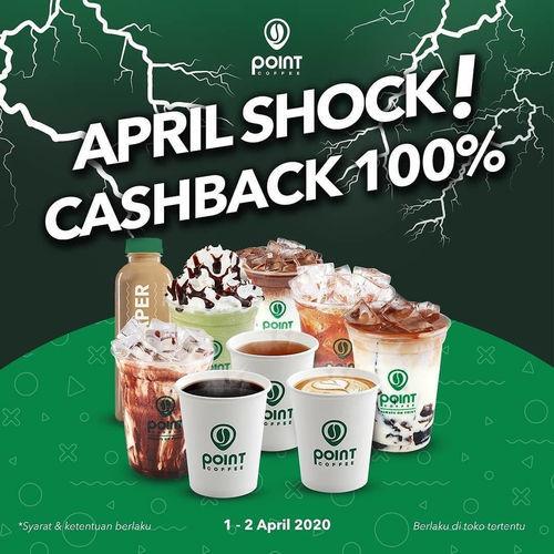 Indomaret Point April Shock Cashback 100% (25238507) di Kota Jakarta Selatan