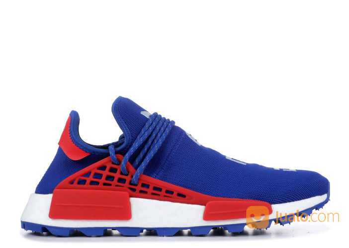 adidas NMD Hu Pharrell x Nerd Blue - US size 6.5 (25252395) di Kota Jakarta Selatan