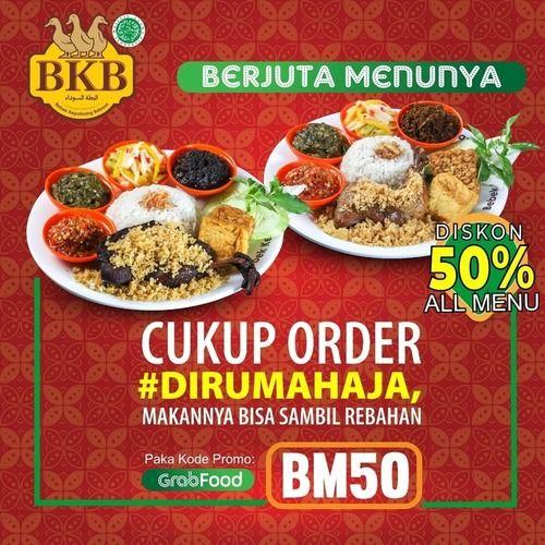 Bebek BKB Diskon 50% All Menu (25252643) di Kota Jakarta Selatan