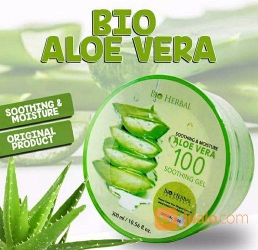 Bio Herbal Aloevera Soothing Gel 300ml (25254379) di