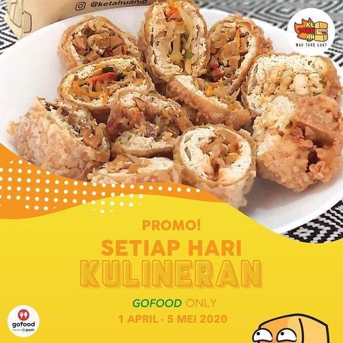 KeTahuAn Promo Gofood Setiap Hari (25255147) di Kota Jakarta Selatan
